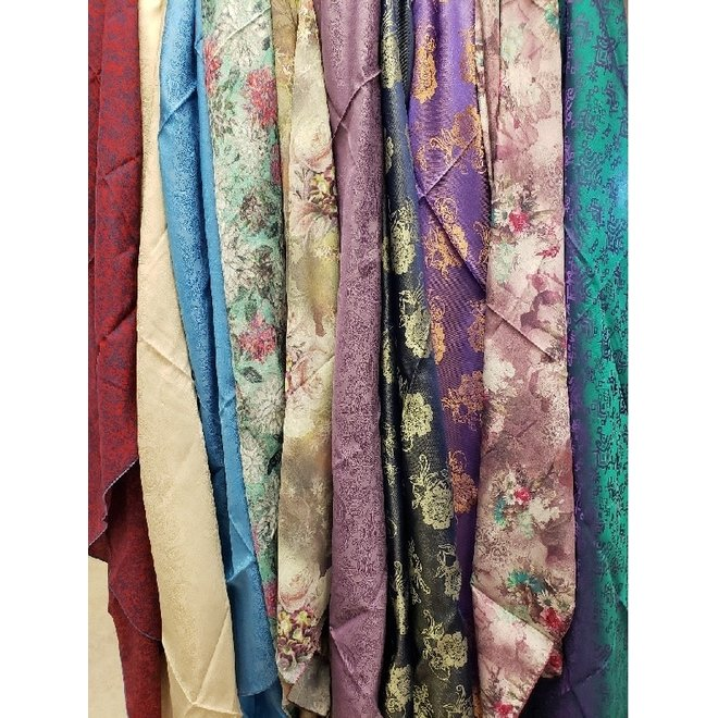Silk Wild Rags