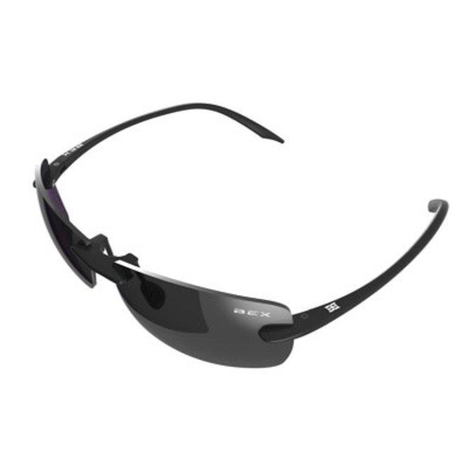 JAXYN  X Black Frame Grey Lens
