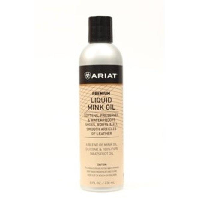 Ariat Liquid Mink Oil