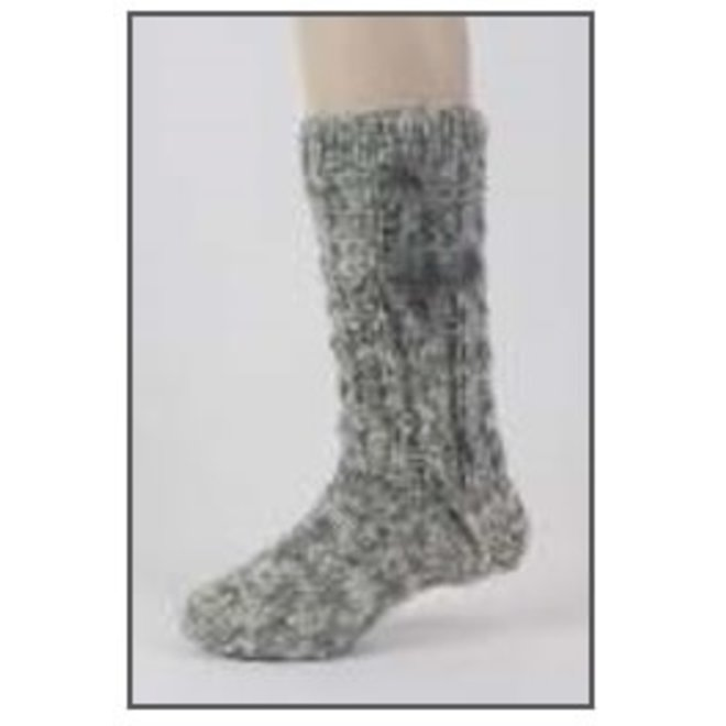 Merino Wool Mid Calf Socks