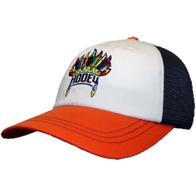 Nana Orange Navy Cap OSFA