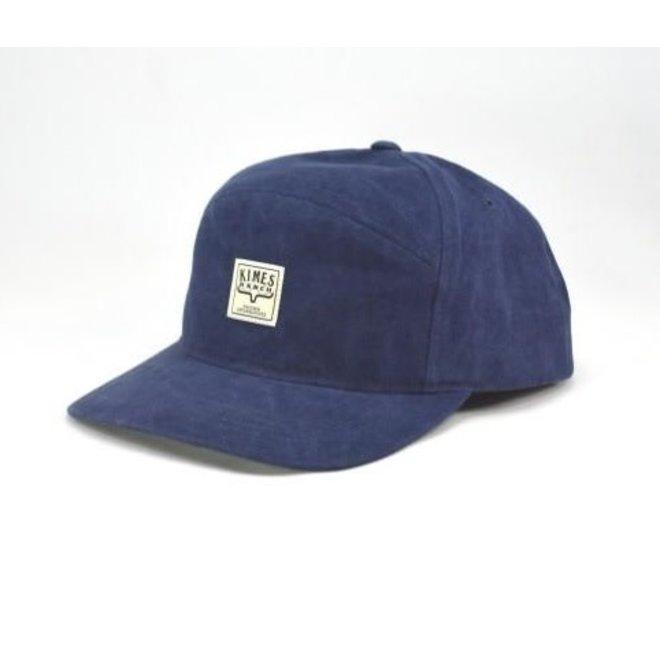 Inky Blue Mach 4 Cap