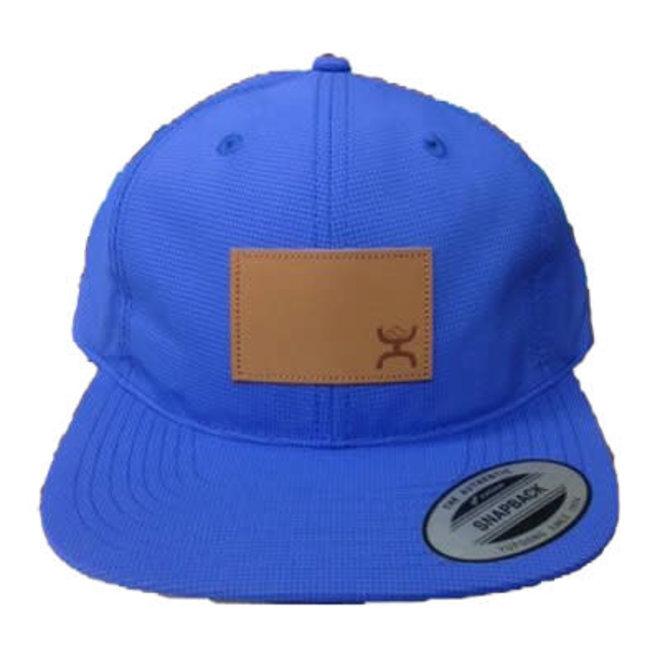 Steezy Blue Patch Cap