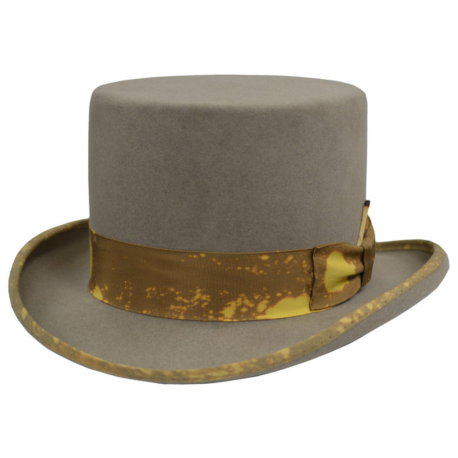 Greeley Hat Works Stone Flare Top 20X Competitor 2 1/2