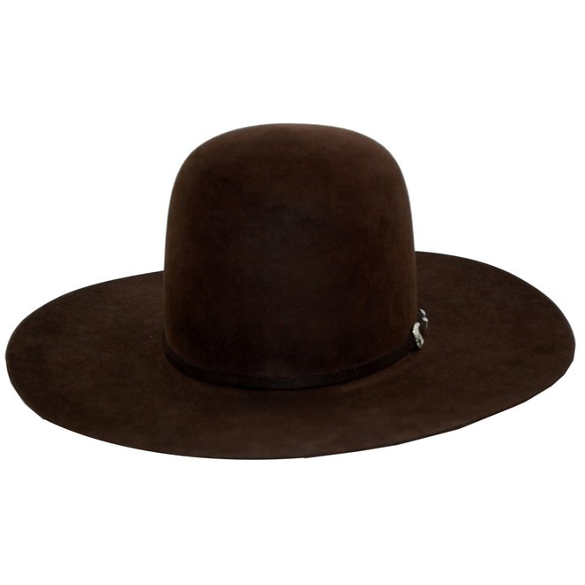 Greeley Hat Works Chocolate Pure Beaver