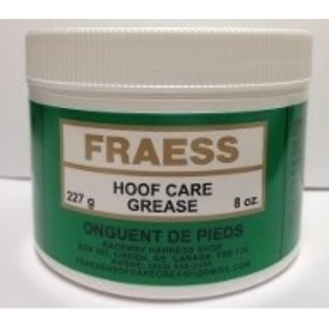 Fraess Hoof Care Grease  8 oz