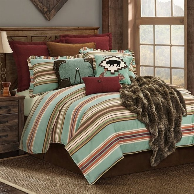 Serape Comforter Set - Full