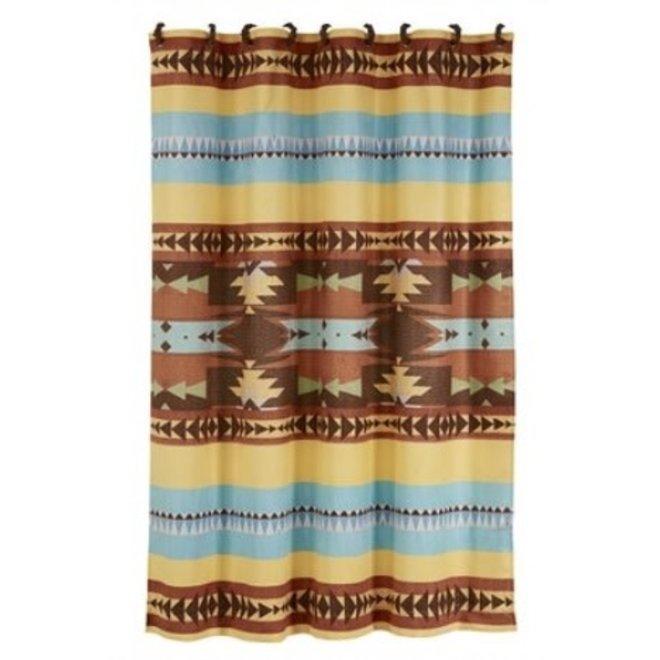 Mesa Shower Curtain