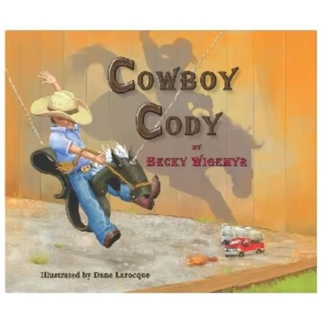 Cowboy Cody by Becky Wigemyr