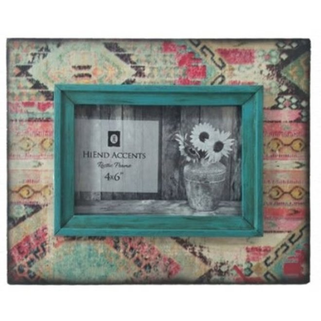 Aztec Tapestry Frame 4x6