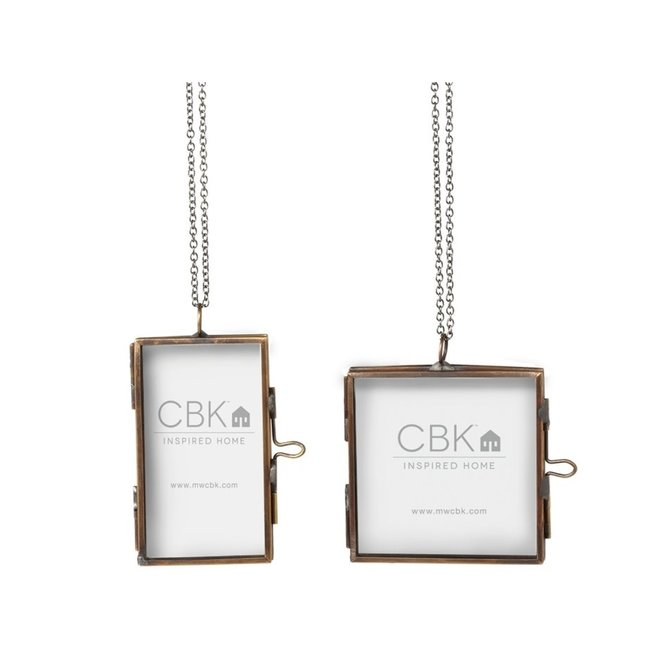 Hanging Wall Locket - Assorted Styles