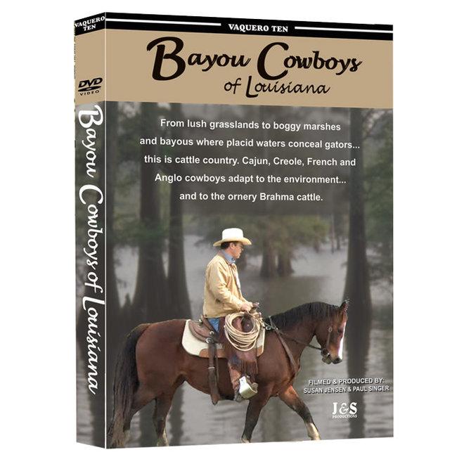 #10 - Bayou Cowboys of Louisiana