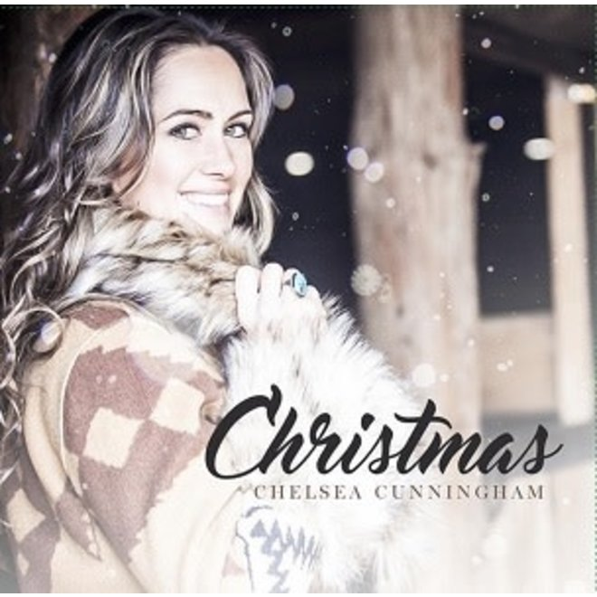 Chelsea Cunningham Christmas CD