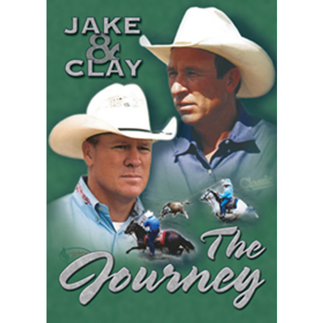 Jake & Clay The Journey - DVD