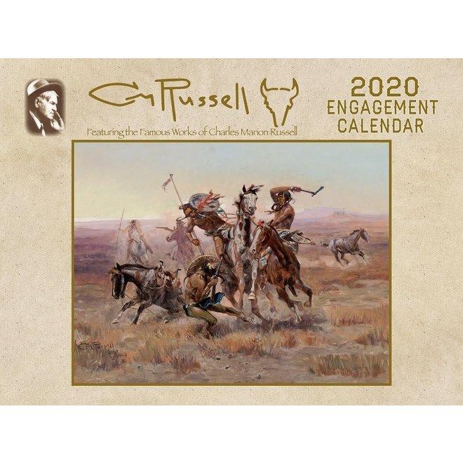 CM Russell Calendar 2021