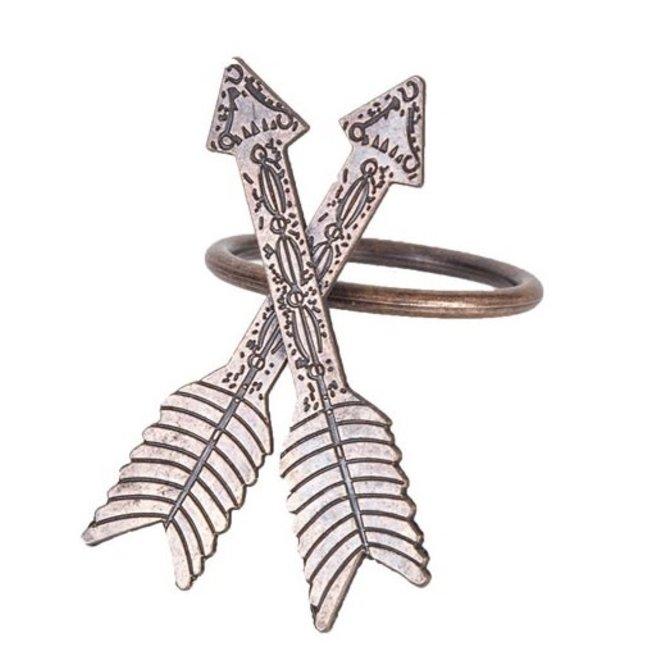 Arrow Napkin Rings