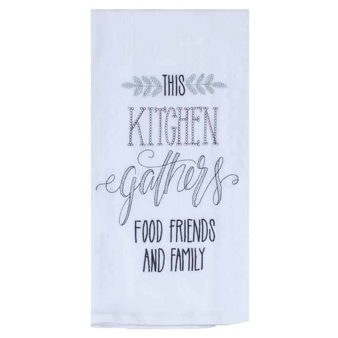 Farmhouse Kitchen Flour Sack Towel