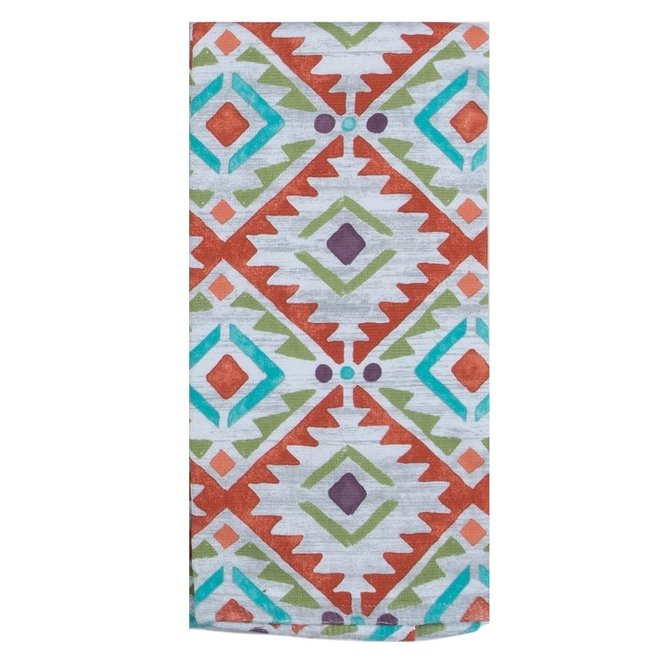Lovely Llama Geo Dual Towel