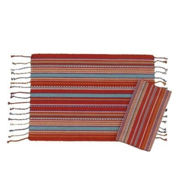 Serape Red Dirt Placemat