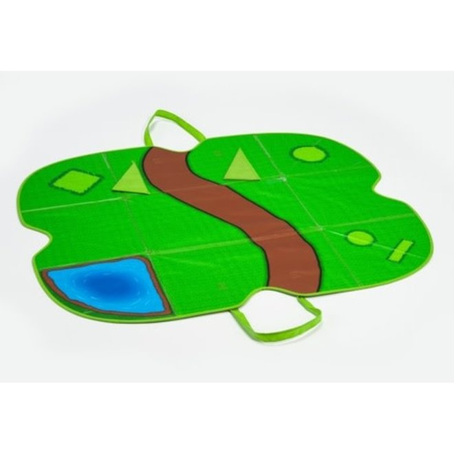 Toy Box and Play Mat