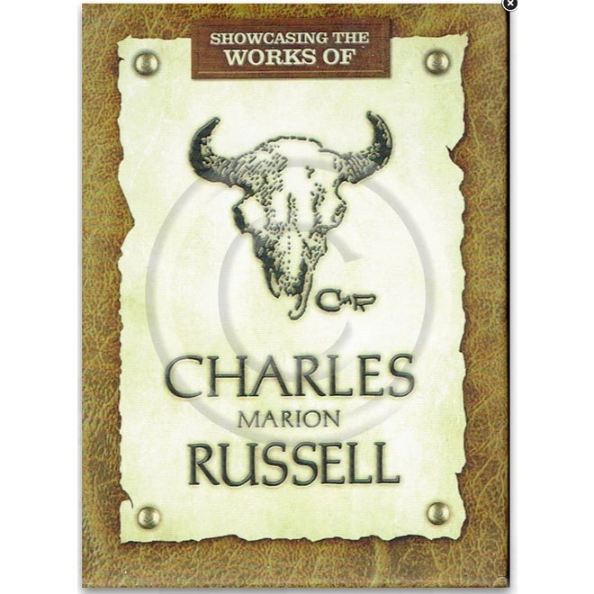Charles Russell Playing Cards