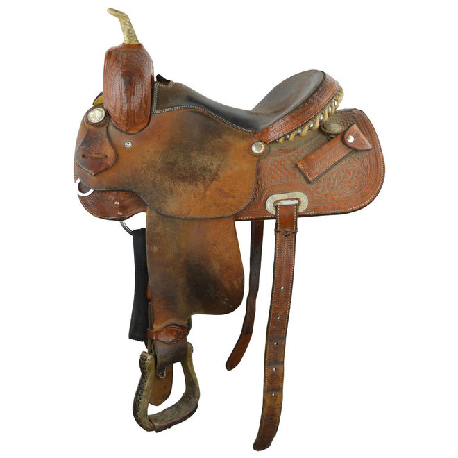 Western Saddle Co. Barrel 14.5