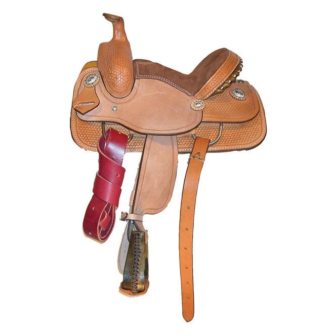 """TSC Pony Roper 12"""" Seat"""