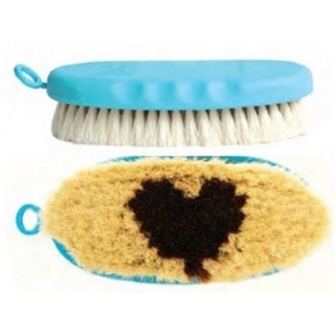 Small Natural Bristle Goat Hair Extra Soft Brush