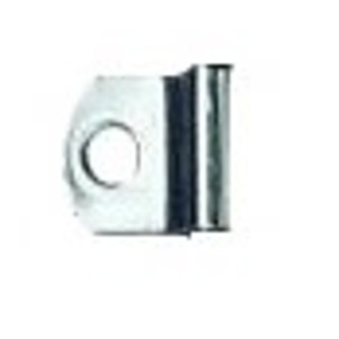Nickel Plated Clip  5/8