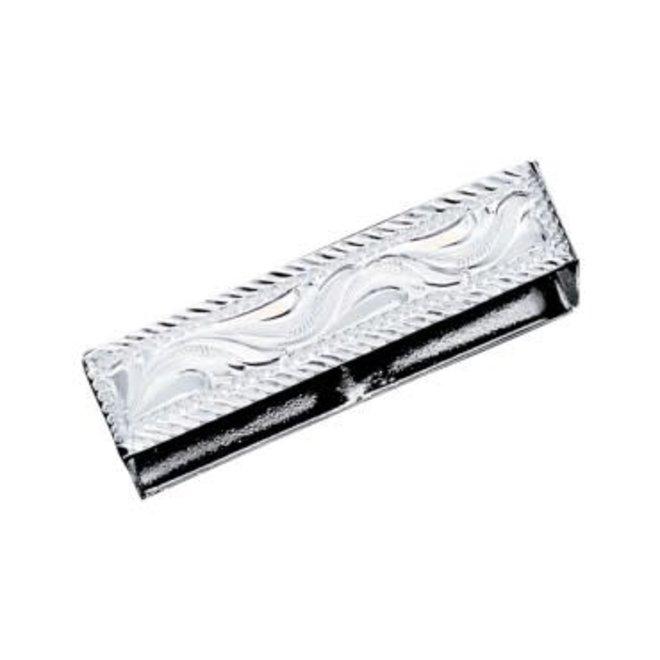 """1.5"""" Silver Belt Loop"""