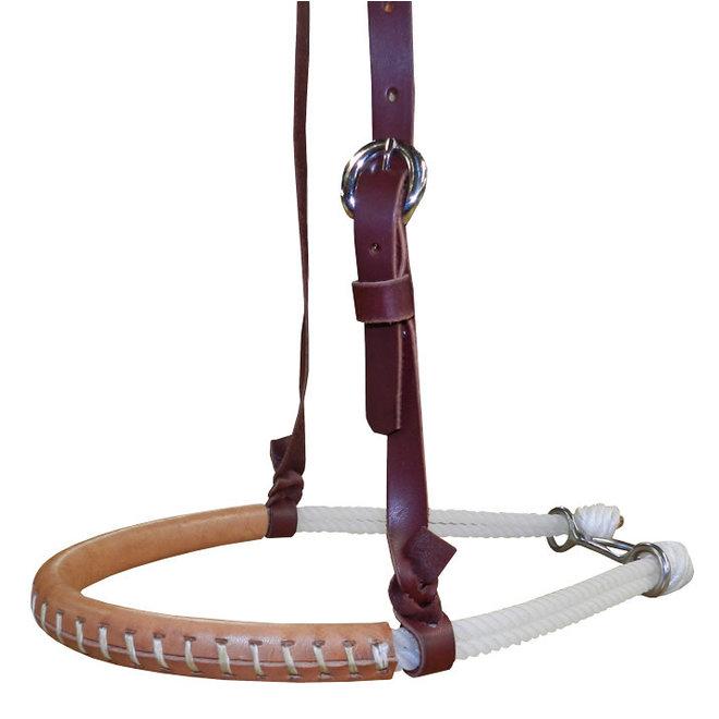 Double Rope Noseband