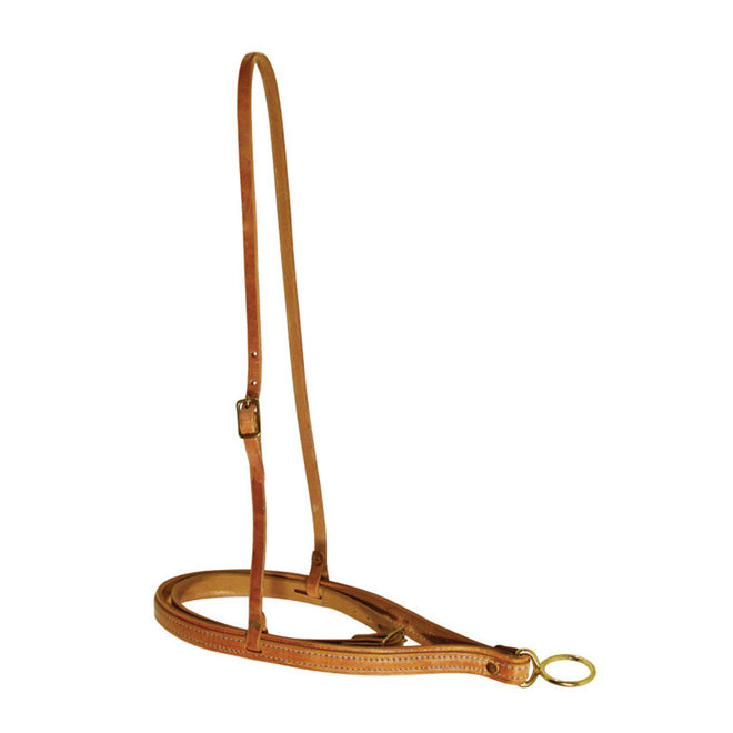 Roper Noseband with Caveson