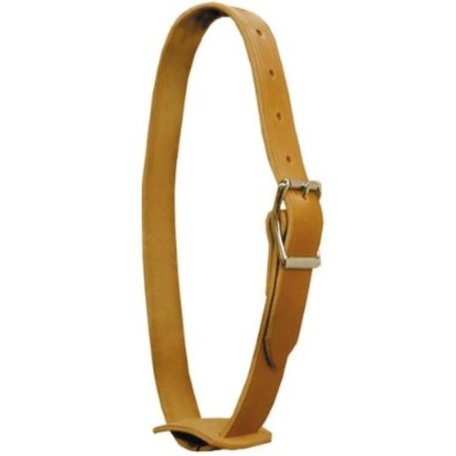 """1.5"""" Leather Horse Bell Strap"""