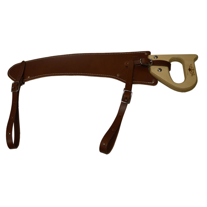 """19"""" Packsaw & Scabbard Leather"""