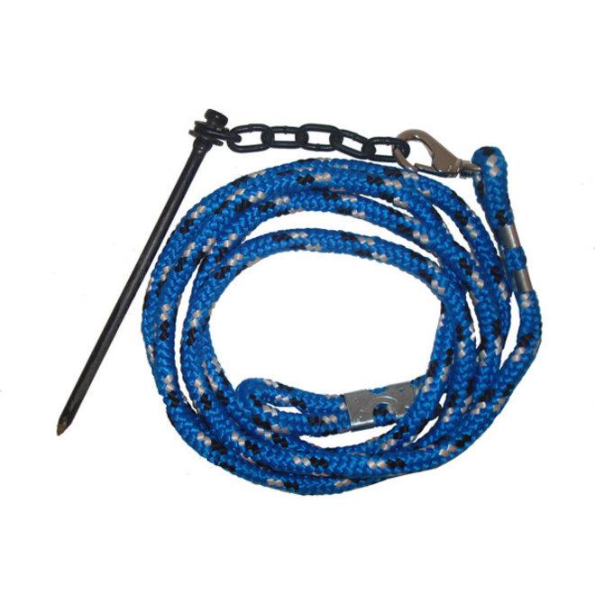Goat Tying Rope & Stake