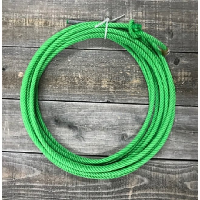 Chaos Poly Lime Green Ranch Rope 9.5 60