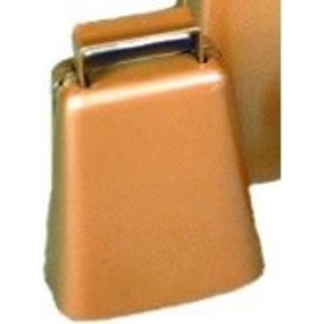Copper Bull Bell 6 3/4