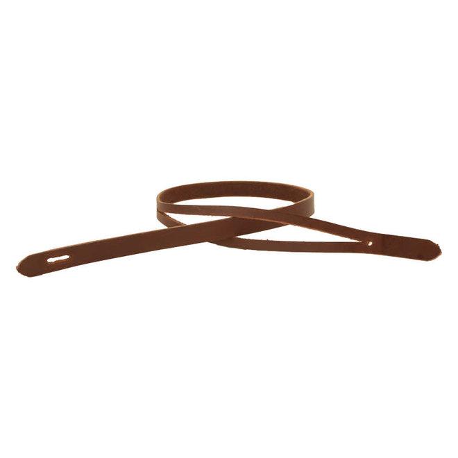 Latigo Rope Strap with Slit
