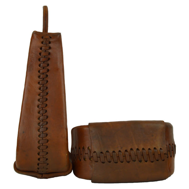 "3"" Leather Covered Stirrup"