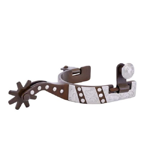 """Spur Antq Trims & Dots Youth 3/4"""" Bd"""