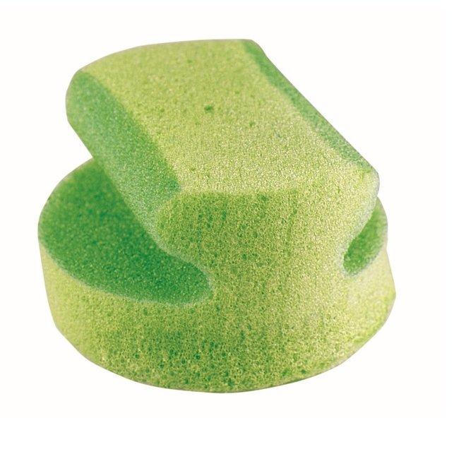 Green Puck Sponge