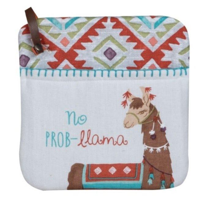 Lovely Llama Pocket Mitt