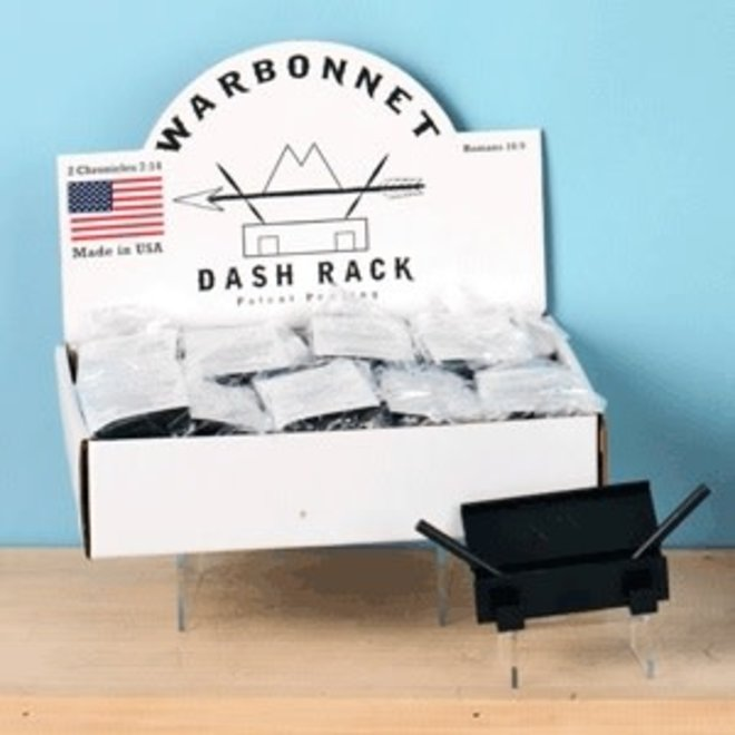 Warbonnet Dash Rack