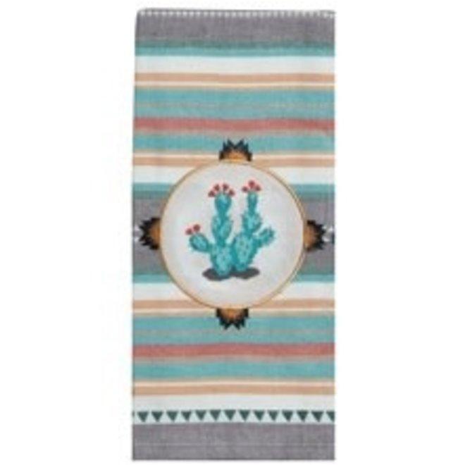 Southwest Craze Applique Towel