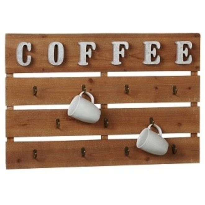 Wall Coffee Cup Holder
