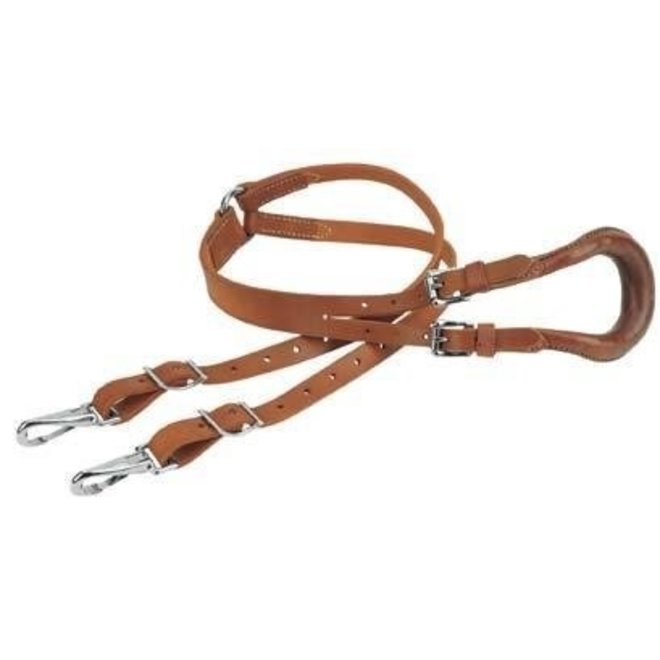 Double Strap Russet Crupper