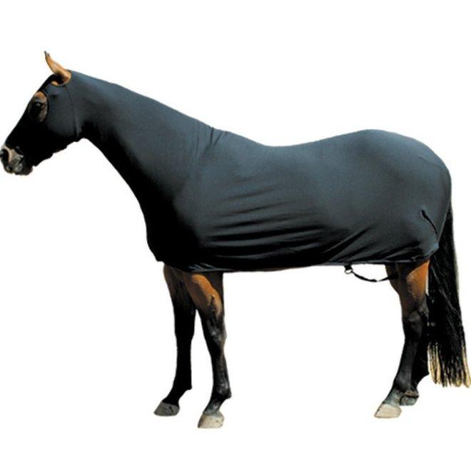 Sleazy Sleepwear Full Body Cover - Large Black