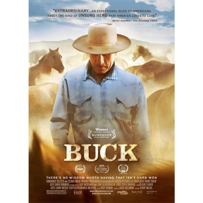 Buck The Film DVD