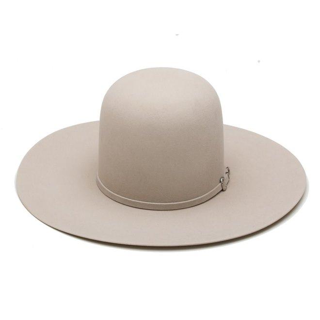 Greeley Hat Works Silver Belly Beaver Blend
