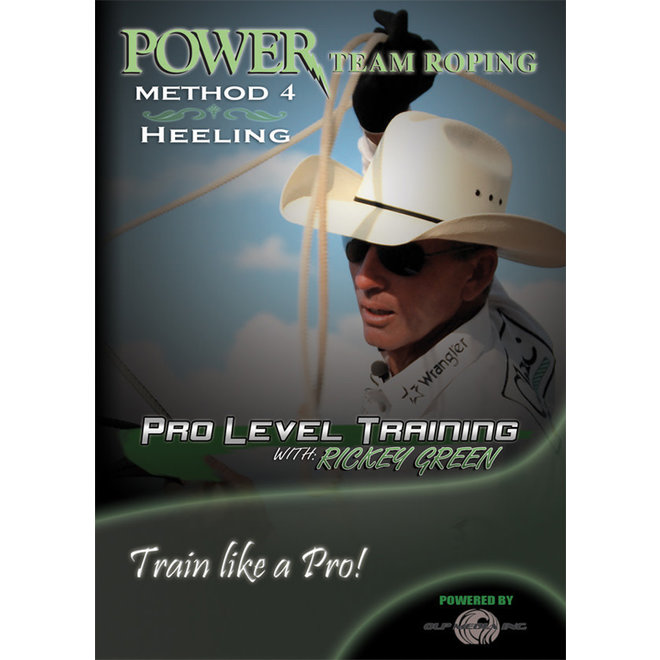 Rickey Green Method 4 Heeling DVD